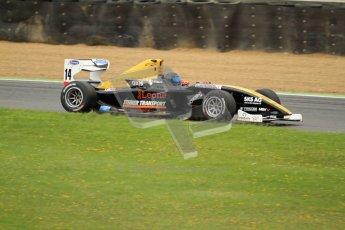 © Octane Photographic Ltd. 2012. FIA Formula 2 - Brands Hatch - Sunday 15th July 2012 - Race 2 - Mauro Calamia. Digital Ref : 0408lw7d2585