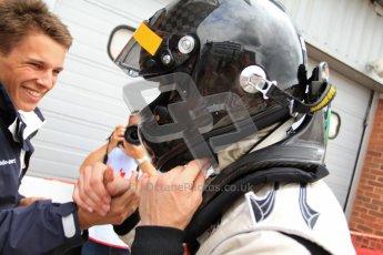 © Octane Photographic Ltd. 2012. FIA Formula 2 - Brands Hatch - Sunday 15th July 2012 - Race 2 - Dino Zamparelli. Digital Ref : 0408lw7d2678