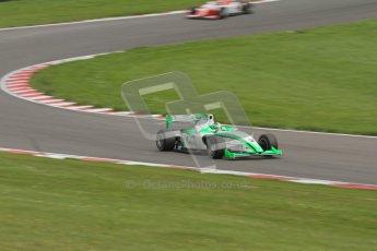 © Octane Photographic Ltd. 2012. FIA Formula 2 - Brands Hatch - Sunday 15th July 2012 - Race 2 - Mihai Marinescu. Digital Ref : 0408lw7d9752