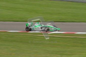 © Octane Photographic Ltd. 2012. FIA Formula 2 - Brands Hatch - Sunday 15th July 2012 - Race 2 - Mihai Marinescu. Digital Ref : 0408lw7d9930