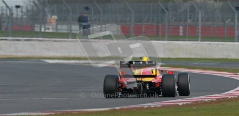 © 2012 Octane Photographic Ltd. Friday 13th April. Formula Two - Practice 1. David Zhu. Digital Ref : 0289lw1d4492