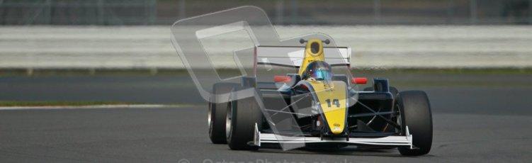 © 2012 Octane Photographic Ltd. Friday 13th April. Formula Two - Practice 1. Mauro Calamia. Digital Ref : 0289lw1d4603