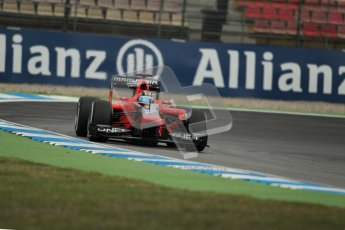 © 2012 Octane Photographic Ltd. German GP Hockenheim - Friday 20th July 2012 - F1 Practice 1. Marussia MR01 - Timo Glock. Digital Ref : 0410lw1d4085