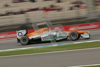 © 2012 Octane Photographic Ltd. German GP Hockenheim - Friday 20th July 2012 - F1 Practice 1. Force India VJM05 - Paul di Resta. Digital Ref : 0410lw7d1198