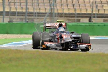 © 2012 Octane Photographic Ltd. German GP Hockenheim - Friday 20th July 2012 - GP2 Practice 1 - iSport International - Jolyon Palmer. Digital Ref : 0412lw7d4471