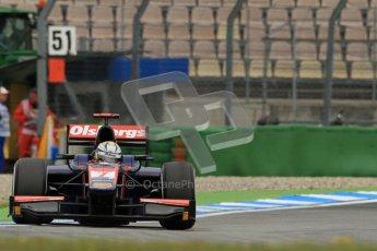 © 2012 Octane Photographic Ltd. German GP Hockenheim - Friday 20th July 2012 - GP2 Practice 1 - iSport International - Marcus Ericsson. Digital Ref : 0412lw7d4632