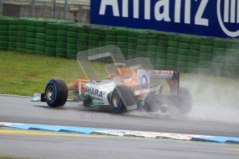 © 2012 Octane Photographic Ltd. German GP Hockenheim - Saturday 21st July 2012 - F1 Qualifying. Force India VJM05 - Nico Hulkenberg. Digital Ref : 0417lw1d3964