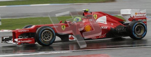 © 2012 Octane Photographic Ltd. German GP Hockenheim - Saturday 21st July 2012 - F1 Qualifying. Ferrari F2012 - Felipe Massa. Digital Ref : 0417lw7d8067