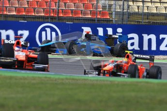 © 2012 Octane Photographic Ltd. German GP Hockenheim - Saturday 21st July 2012 - GP2 Race 1 - Ocean Racing Technology - Victor Guerin. Digital Ref : 0419lw1d4473