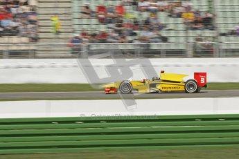 © 2012 Octane Photographic Ltd. German GP Hockenheim - Saturday 21st July 2012 - GP2 Race 1 - Dams - Davide Valsecchi. Digital Ref : 0419lw7d8199