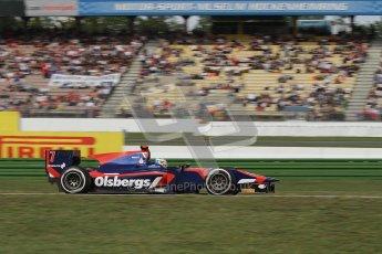 © 2012 Octane Photographic Ltd. German GP Hockenheim - Saturday 21st July 2012 - GP2 Race 1 - iSport International - Marcus Ericsson. Digital Ref : 0419lw7d8410