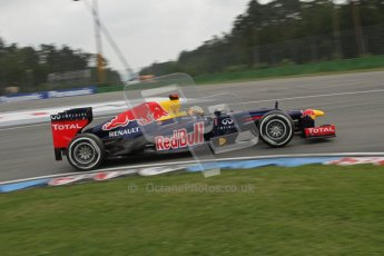 © 2012 Octane Photographic Ltd. German GP Hockenheim - Saturday 21st July 2012 - F1 Practice 3. Red Bull RB8 - Sebastian Vettel. Digital Ref : 0416lw7d7251