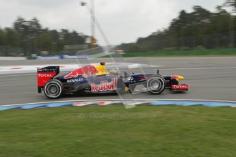 © 2012 Octane Photographic Ltd. German GP Hockenheim - Saturday 21st July 2012 - F1 Practice 3. Red Bull RB8 - Sebastian Vettel. Digital Ref : 0416lw7d7351