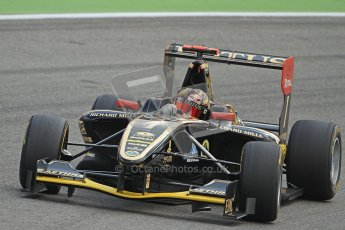 © 2012 Octane Photographic Ltd. German GP Hockenheim - Saturday 21st July 2012 - GP3 Qualifying - Lotus GP - Daniel Abt. Digital Ref : 0420lw7d6052