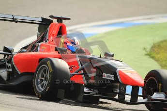 © 2012 Octane Photographic Ltd. German GP Hockenheim - Saturday 21st July 2012 - GP3 Qualifying - Marussia Manor Racing - Tio Ellinas. Digital Ref : 0420lw7d6098
