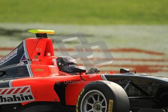 © 2012 Octane Photographic Ltd. German GP Hockenheim - Saturday 21st July 2012 - GP3 Qualifying - Marussia Manor Racing - Fabiano Machado. Digital Ref : 0420lw7d6120