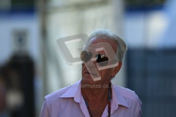 © 2012 Octane Photographic Ltd. German GP Hockenheim - Sunday 22nd July 2012 - F1 Raceday paddock. John Button. Digital Ref : 0422lw1d4667