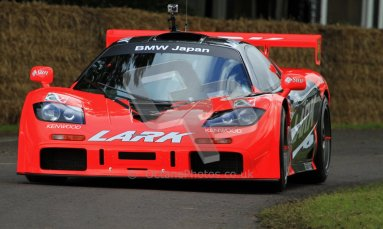 © 2012 Octane Photographic Ltd/ Carl Jones. McLaren F1, Goodwood Festival of Speed. Digital Ref: 0388CJ7D6308