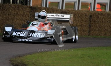 © 2012 Octane Photographic Ltd/ Carl Jones. March 4-2-0, Goodwood Festival of Speed. Digital Ref: 0388CJ7D6320