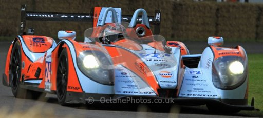 © 2012 Octane Photographic Ltd/ Carl Jones. Lola LMP 2, Goodwood Festival of Speed. Digital Ref: 0388CJ7D6344