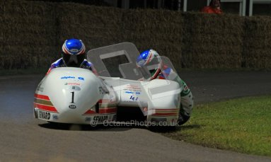 © 2012 Octane Photographic Ltd/ Carl Jones. Goodwood Festival of Speed. Digital Ref: 0388CJ7D6501