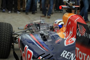 © 2012 Octane Photographic Ltd/ Carl Jones. Daniel Ricciardo, Red Bull RB7, Goodwood Festival of Speed. Digital Ref: 0388cj7d6614