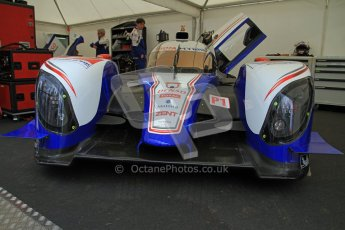 © 2012 Octane Photographic Ltd/ Carl Jones. Toyota TS030, Goodwood Festival of Speed. Digital Ref: 0388cj7d6690