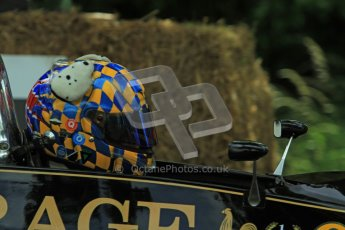 © 2012 Octane Photographic Ltd/ Carl Jones. Dan Collins, Goodwood Festival of Speed. Digital Ref: 0388cj7d6756