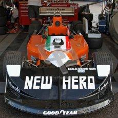 © 2012 Octane Photographic Ltd/ Carl Jones. March 4-2-0, Goodwood Festival of Speed, Historic F1. Digital Ref: 0389cj7d6331
