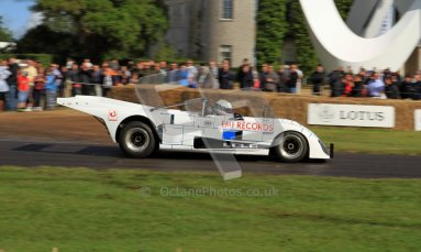 © 2012 Octane Photographic Ltd/ Carl Jones. Goodwood Festival of Speed. Digital Ref: 0389cj7d6914