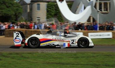 © 2012 Octane Photographic Ltd/ Carl Jones. Goodwood Festival of Speed. Digital Ref: 0389cj7d7237