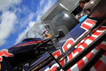 © 2012 Octane Photographic Ltd/ Carl Jones. Red Bull RB6, Goodwood Festival of Speed. Digital Ref: