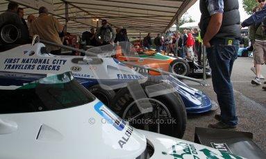 © 2012 Octane Photographic Ltd/ Carl Jones. Classic Formula 1 Cars, Goodwood Festival of Speed. Digital Ref: