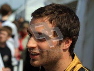 © 2012 Octane Photographic Ltd/ Carl Jones. Jerome d'Ambrosio, Goodwood Festival of Speed. Digital Ref: