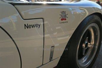 World © 2012 Octane Photographic Ltd. Goodwood Revival. September 15th 2012. Adrian Newey's Ford GT40. Digital Ref : 0520cb1d9326