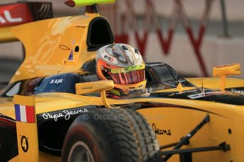 © Octane Photographic Ltd. GP2 Autumn Test – Circuit de Catalunya – Barcelona. Tuesday 30th October 2012 Morning session - Dams - Arthur Pic. Digital Ref : 0551cb1d5582