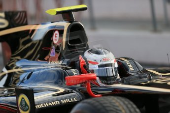 © Octane Photographic Ltd. GP2 Autumn Test – Circuit de Catalunya – Barcelona. Tuesday 30th October 2012 Morning session. Digital Ref : 0551cb1d5624