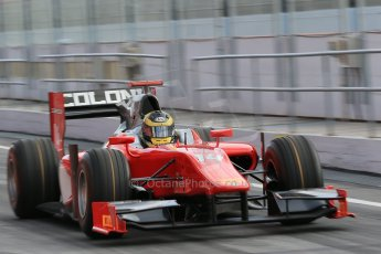 © Octane Photographic Ltd. GP2 Autumn Test – Circuit de Catalunya – Barcelona. Tuesday 30th October 2012 Morning session - Scuderia Coloni - Daniel De Jong. Digital Ref : 0551cb1d5653