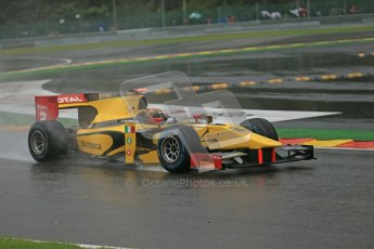© 2012 Octane Photographic Ltd. Belgian GP Spa - Friday 31st August 2012 - GP2 Practice - Dams - Davide Valsecchi. Digital Ref :