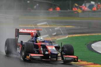 © 2012 Octane Photographic Ltd. Belgian GP Spa - Friday 31st August 2012 - GP2 Practice - iSport International - Marcus Ericsson. Digital Ref :
