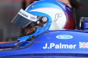 © 2012 Octane Photographic Ltd. Italian GP Monza - Friday 7th September 2012 - GP2 Practice - iSport International - Jolyon Palmer. Digital Ref : 0506cb7d2077