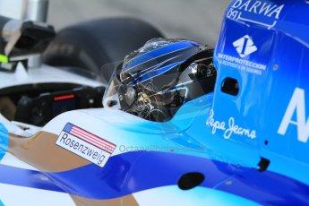 © 2012 Octane Photographic Ltd. Italian GP Monza - Friday 7th September 2012 - GP2 Practice - Barwa Addax team - Jake Rosenweig. Digital Ref : 0506cb7d2097