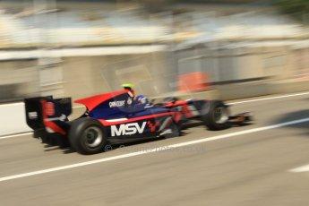 © 2012 Octane Photographic Ltd. Italian GP Monza - Friday 7th September 2012 - GP2 Practice - iSport International - Jolyon Palmer. Digital Ref : 0506cb7d2238