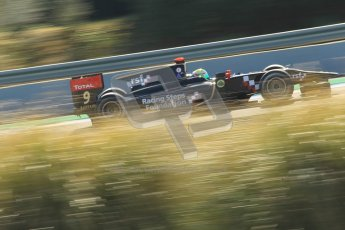 © Octane Photographic Ltd. GP2 Winter testing Jerez Day 1, Tuesday 28th February 2012. Lotus GP, James Calado. Digital Ref :