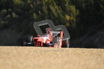 © Octane Photographic Ltd. GP2 Winter testing Jerez Day 1, Tuesday 28th February 2012. Arden International, Simon Trummer. Digital Ref :