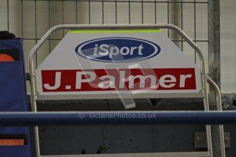 © Octane Photographic Ltd. GP2 Winter testing Jerez Day 1, Tuesday 28th February 2012. iSport International, Jolyon Palmer. Digital Ref :