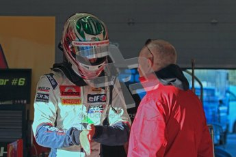 © Octane Photographic Ltd. GP2 Winter testing Jerez Day 1, Tuesday 28th February 2012. Racing Engineering, Berthon. Digital Ref :
