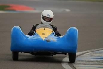 © Octane Photographic Ltd. HSCC Donington Park 17th March 2012. 500cc F3. Richard Bishop-Miller - Revis 500. Digital ref : 0245cb7d5359