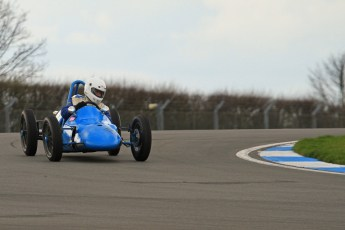 © Octane Photographic Ltd. HSCC Donington Park 17th March 2012. 500cc F3. J.B Bones - Cousy No. 2. Digital ref : 0245lw7d7879