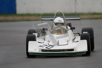 © Octane Photographic Ltd. HSCC Donington Park 18th May 2012. Classic Formula 3 Championship including Tony Brise Derek Bell Trophies Race. Digital ref :